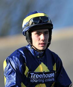 Felix de Giles looking forward to teaming up with Easysland at Cheltenham