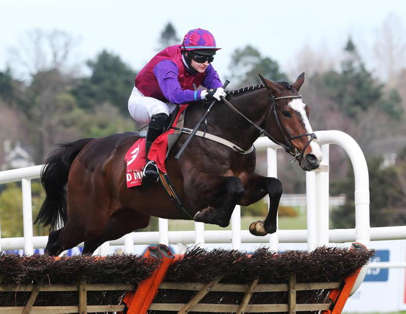LEOPARDSTOWN MONDAY: Mullins completes Leopardstown domination with treble