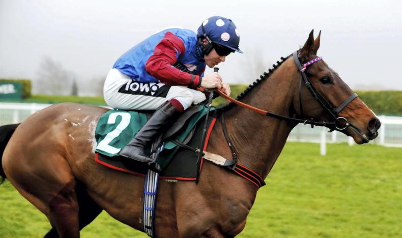 CHELTENHAM: Stayers Hurdle - Paisley back in prime position