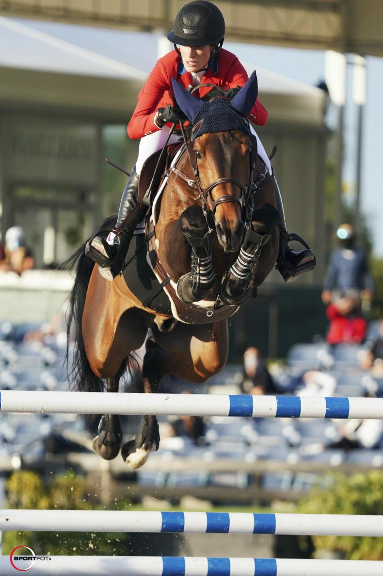 INTERNATIONAL: Ireland second in WEF Nations Cup