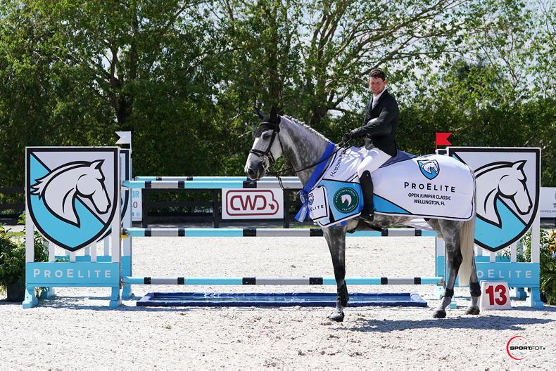 INTERNATIONAL: Win for Sweetnam at WEF
