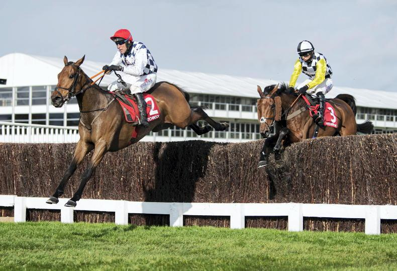 Jack Kennedy to partner Galvin in National Hunt Chase