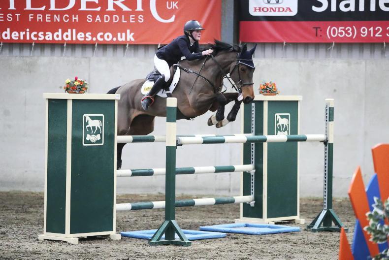 SHOW JUMPING: Double Grand Prix joy for Moran