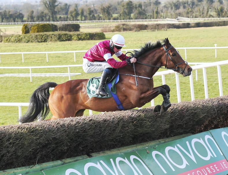LIMERICK SUNDAY PREVIEW: Stick with Scarlet to back up quickly in Grade 2