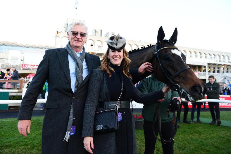 CHELTENHAM: Appreciating the Masterson horses