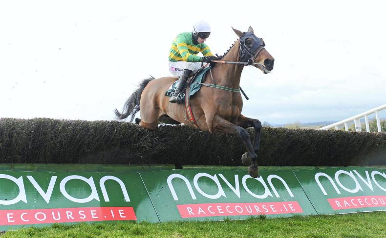 NAVAN SATURDAY: The time is Now for Ted's Aintree hope after career best