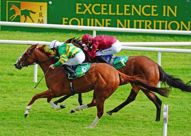 AIR: On Course: Curragh: Grooms again receive acknowledgement