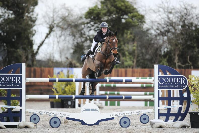 SHOW JUMPING: Another win on the trot for Moran