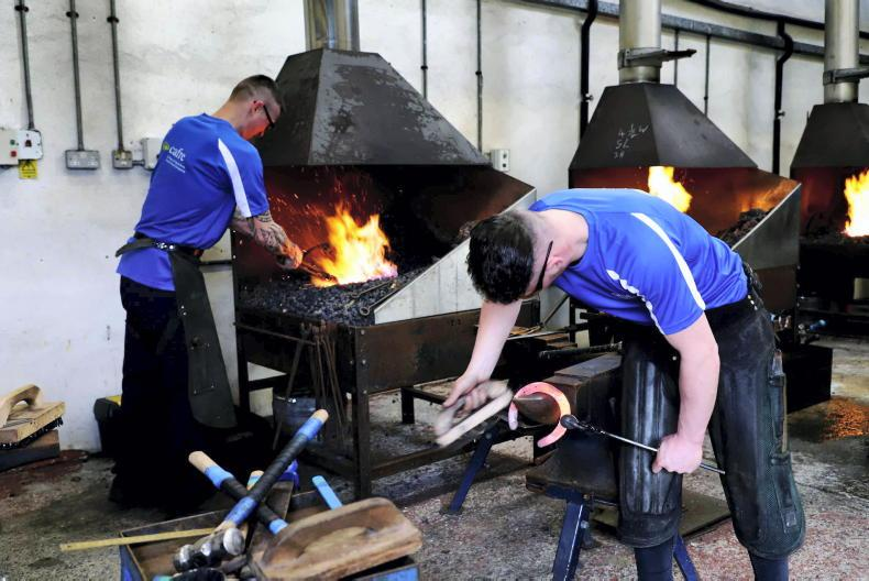 PONY TALES: Calling all farriers .....