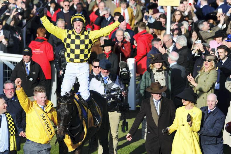 Al Boum Photo faces 11 rivals as he chases Gold Cup hat-trick