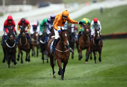 Heaven Help Us dominates Coral Cup contest