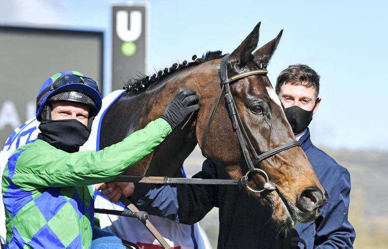 TRACKSIDE DIARY: No crowds but still buzzing after a Festival winner