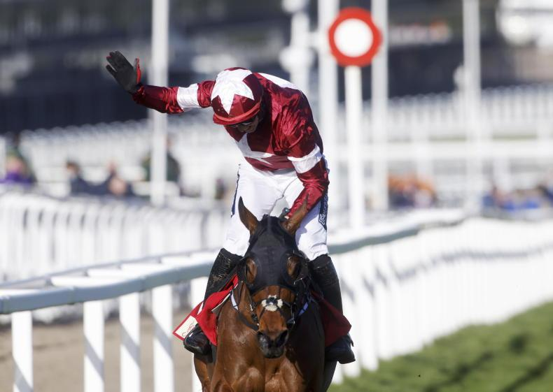 Tiger Roll will probably go for Betway Bowl next