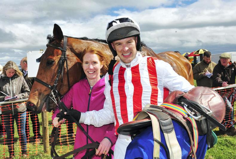 MARGIE McLOONE: O'Hare thrilled by Honey success