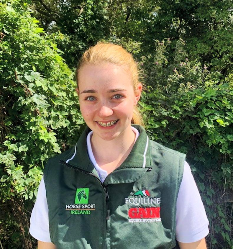 DRESSAGE: 'Irish set up is really friendly and supportive' - Jobling-Purser