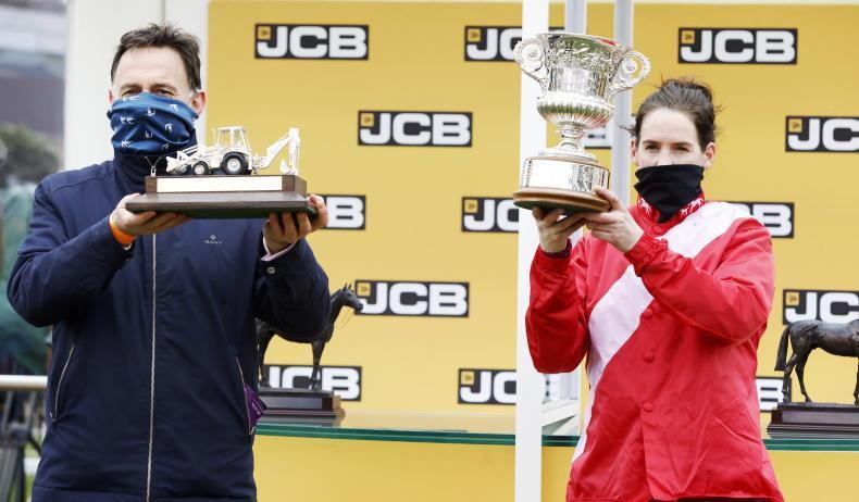 CHELTENHAM FRIDAY: Henry and Rachael cap epic four days for Irish jumps racing
