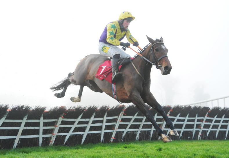 Skyace handed Grade One mission at Fairyhouse