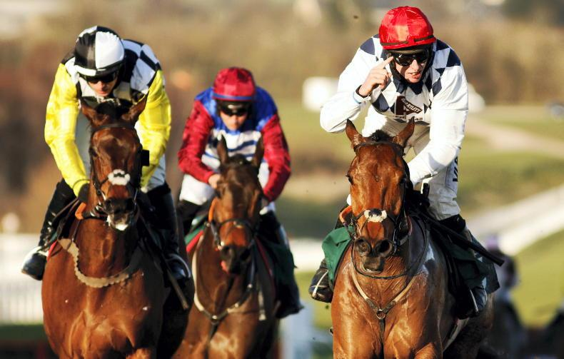 CHELTENHAM TUESDAY: A Vintage performance to warm the heart
