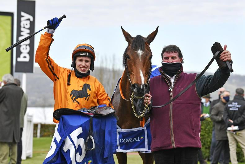 Hennessy 'in the stratosphere' following Heaven's Festival strike