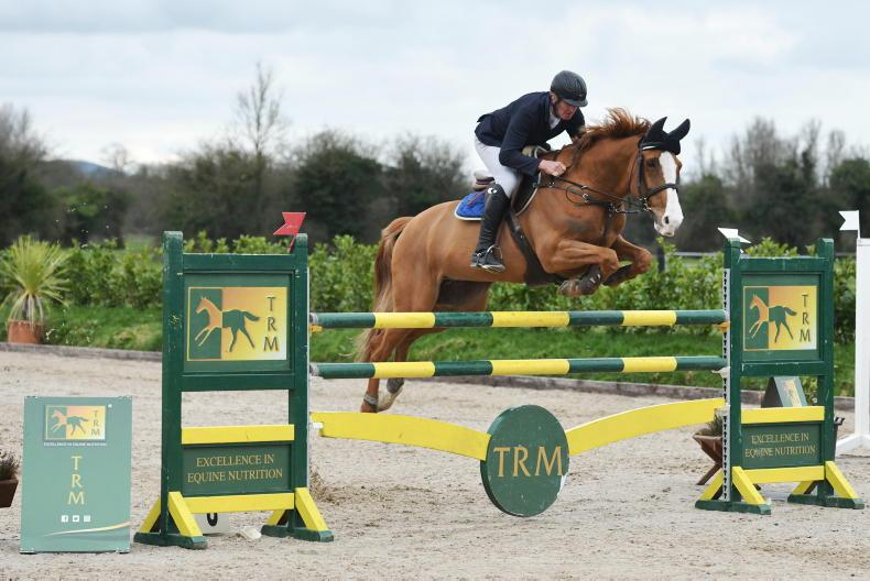 SHOW JUMPING: Flexability delivers for Doyle