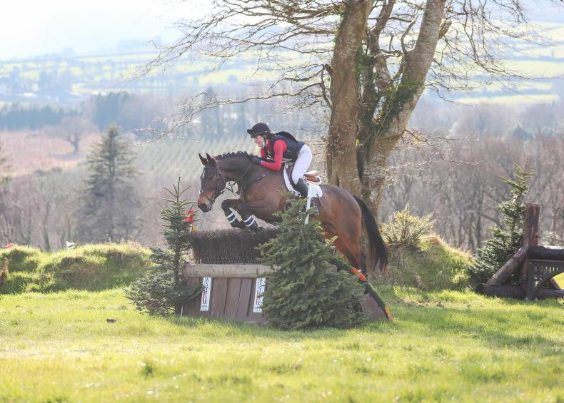 EVENTING: Stroke of Genius for Kelly