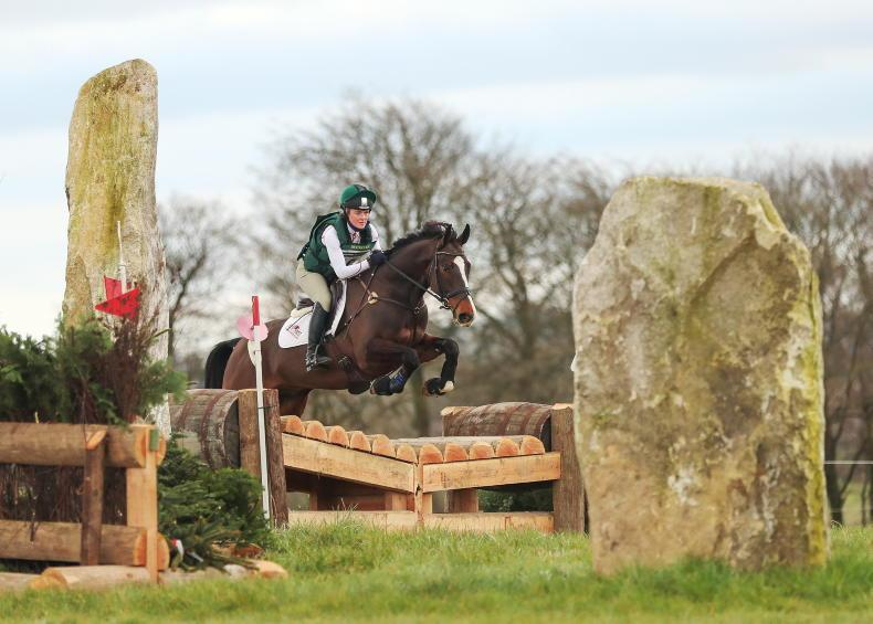 EVENTING: Home-bred success for Abbott