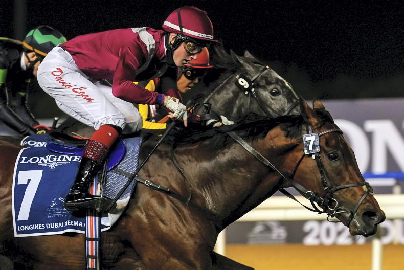 Magical Mishriff digs deep in Sheema Classic