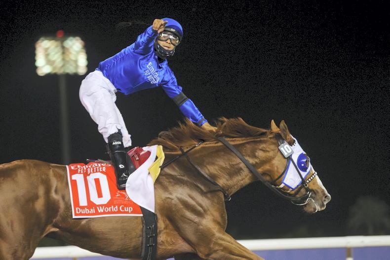 DUBAI WORLD CUP (Group 1): Ninth Godolphin World Cup triumph