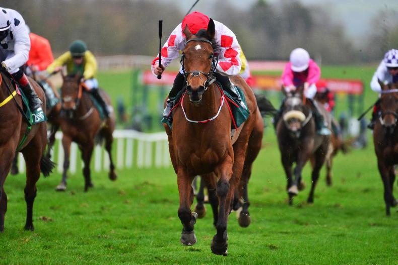 NAVAN SATURDAY: Big gambles landed at Navan