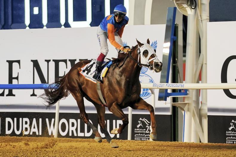 DUBAI GOLDEN SHAHEEN (Group 1): Tragic end after scintillating victory