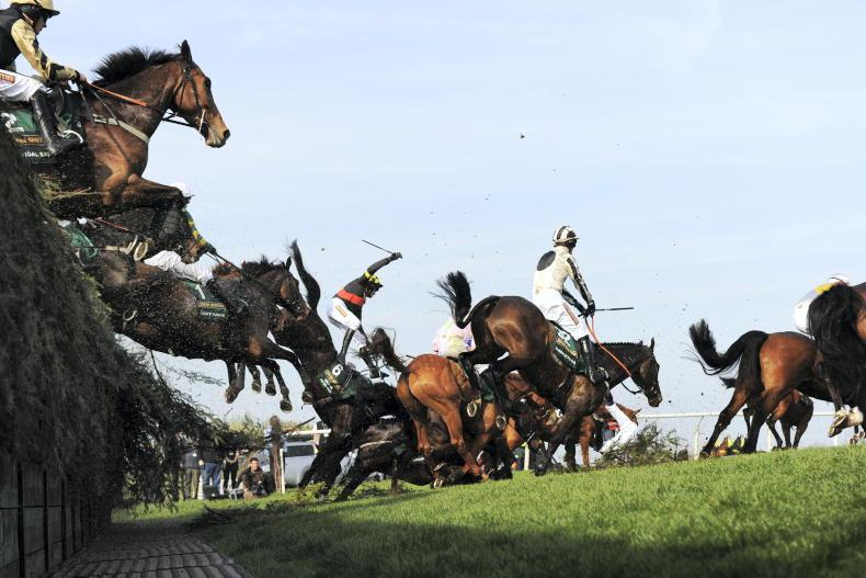 GRAND NATIONAL: Nickel Coin collects in 'bizzare' National