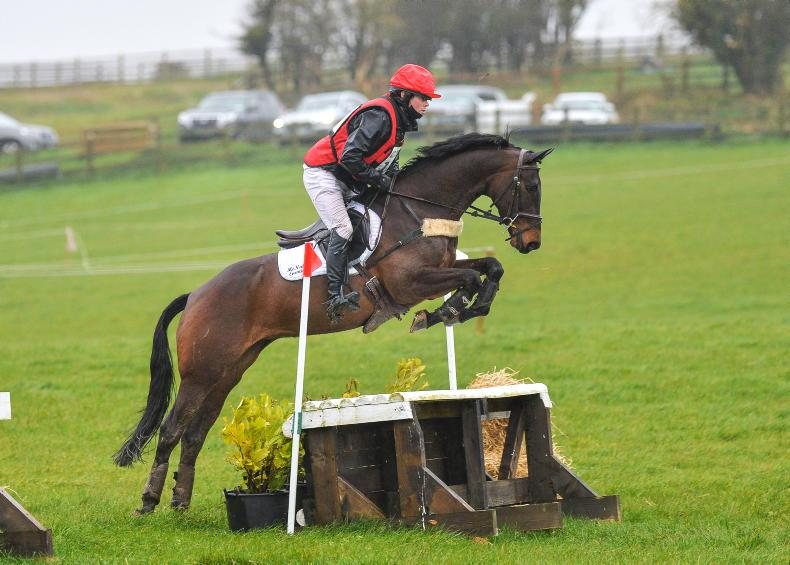 EVENTING: McNally and Goldsbury prove a force to be reckoned with
