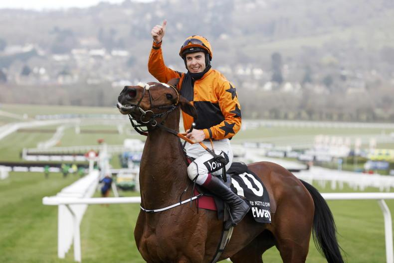 ITBA continue to champion growth of National Hunt Fillies