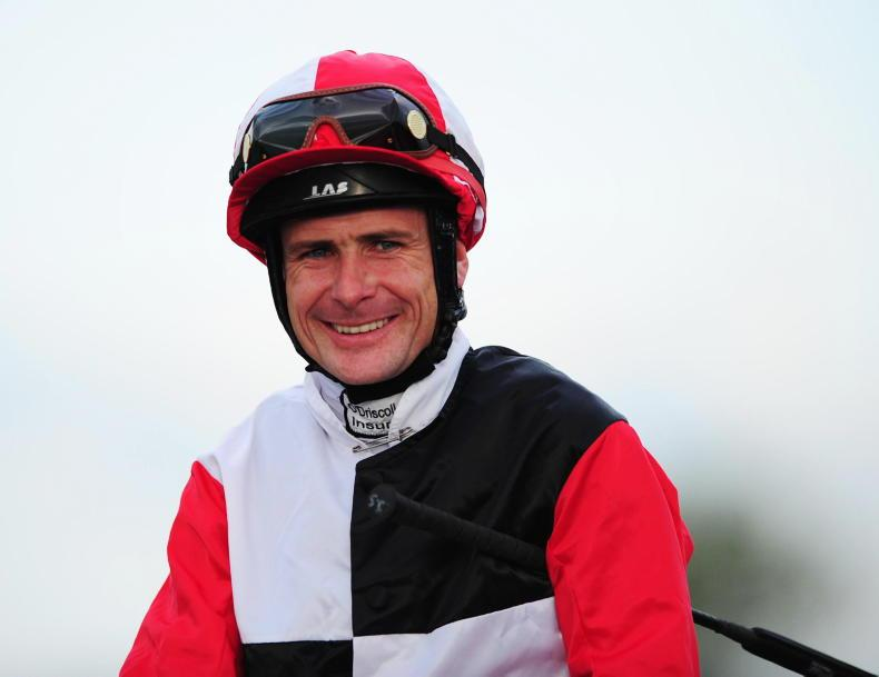 PARROT MOUTH: Durcan behind Newmarket race for Smullen