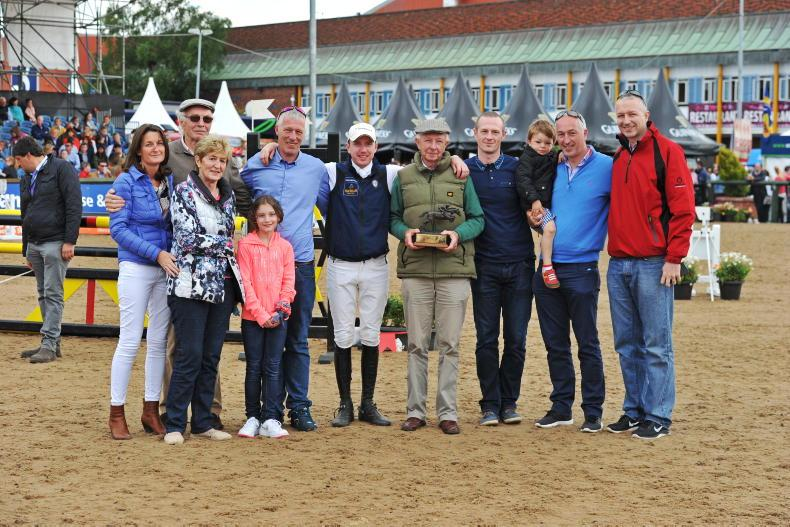 BREEDERS' 10 - Ennisnag Stud: 'Horse breeding is our passion'
