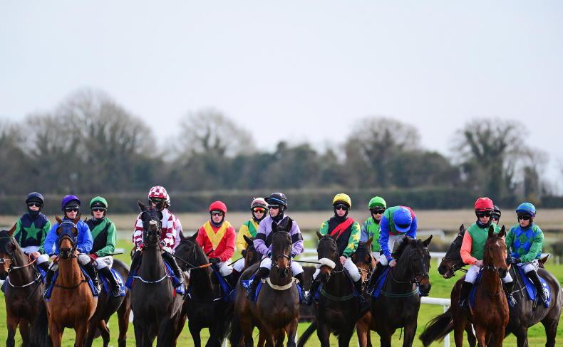 LADBROKES NAP TABLE: Cork and Fairyhouse Easter selections