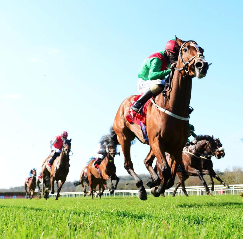 CORK SATURDAY: Ado laughs with listed winner