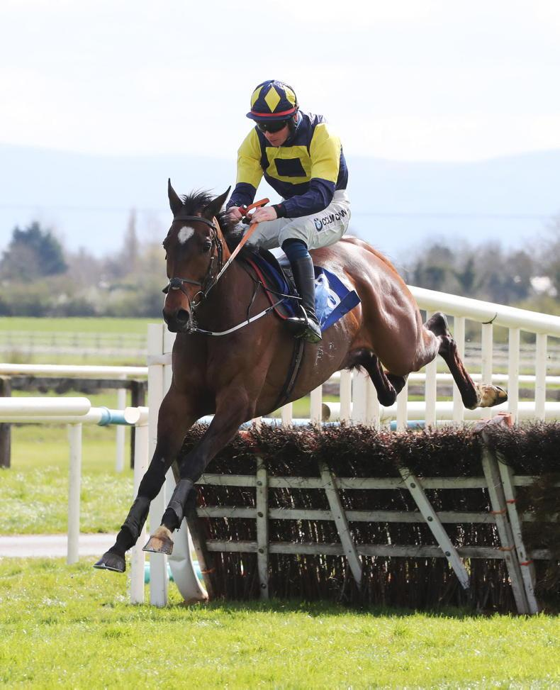 TIME WILL TELL: Shanroe set for further success