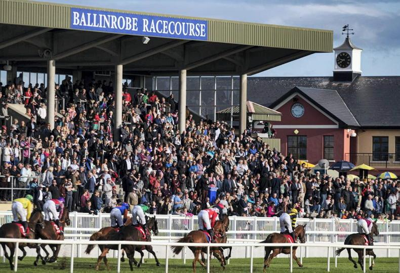 NEWS: Ballinrobe celebrating 100 years of racing