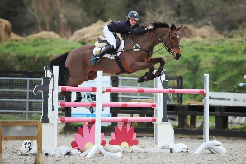 SHOW JUMPING: Moran continues dominance of Spring Tour