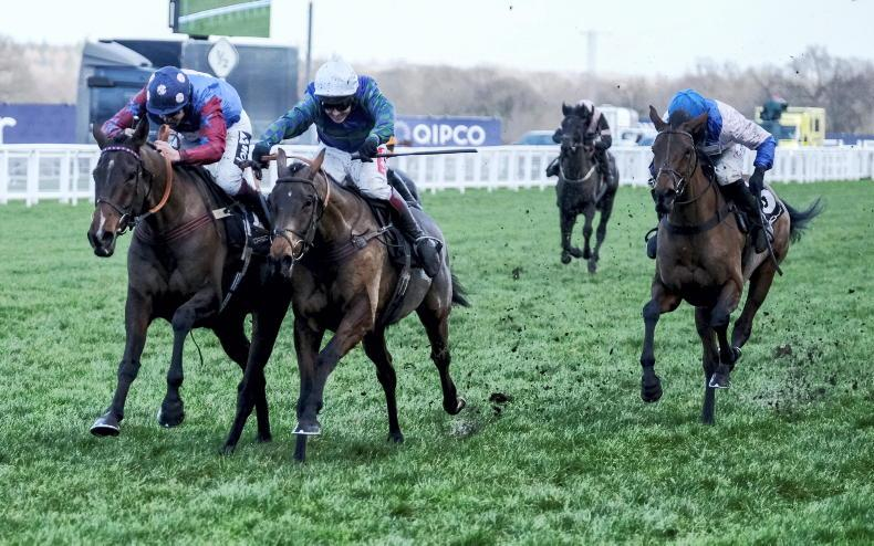 RACING CENTRAL: The Long Walk to Aintree for belated rematch