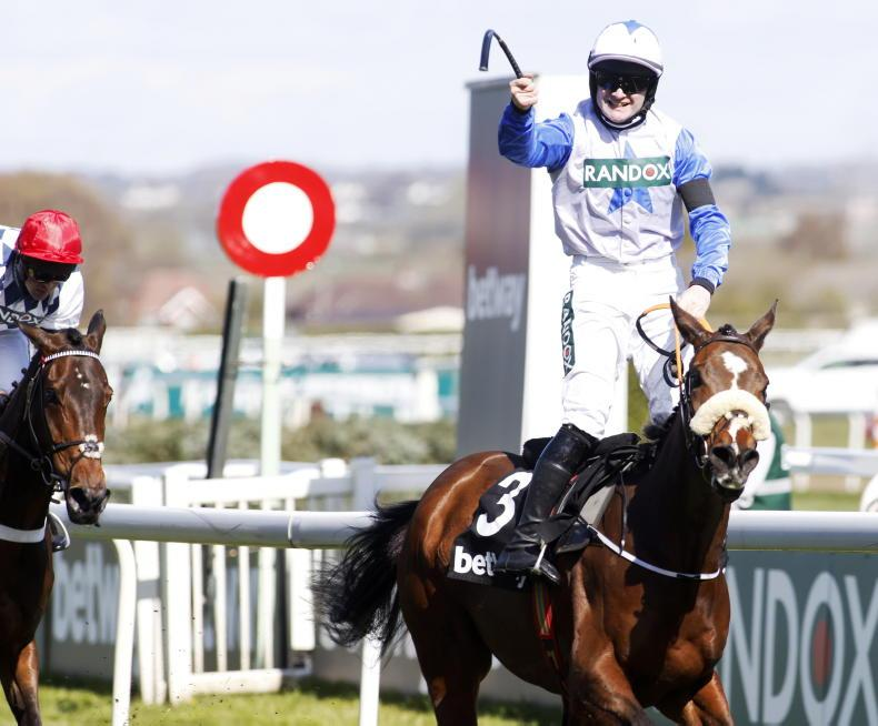 AINTREE FRIDAY: Belfast Banter has the final word