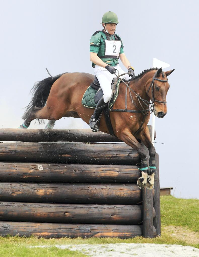 EVENTING: Double joy 'Times' for Smith