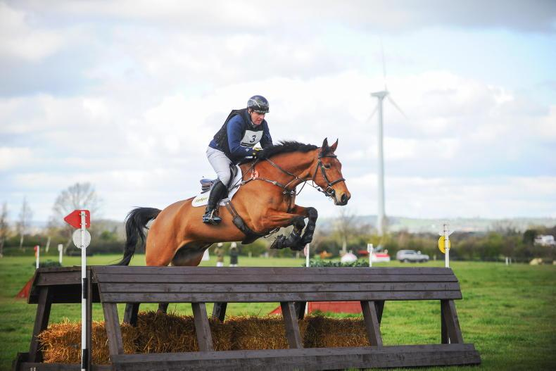 EVENTING: Busy Ryan wins with Gurtera Jimmy Clover
