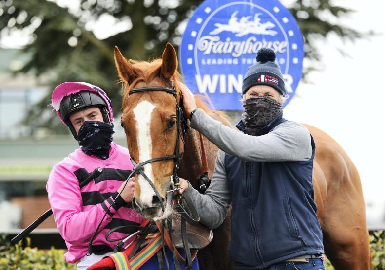 MARGIE MCLOONE: Crawford horses in good form