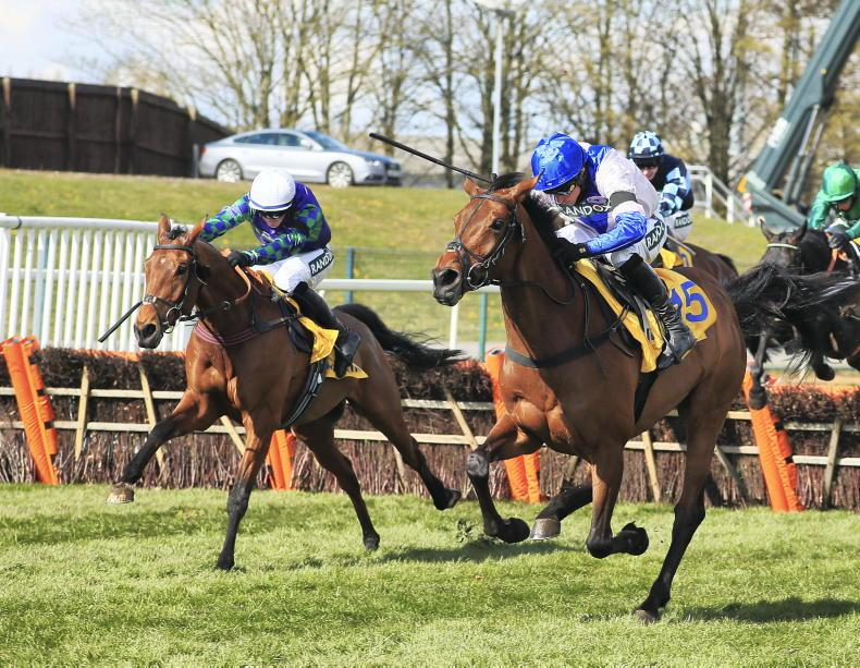 BRITAIN: Thyme takes advantage as big clash fails to materialise