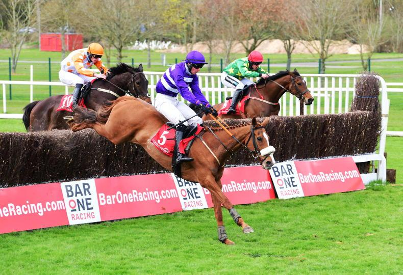 EOGHÁIN WARD: Flood takes advantage of extra hunter chase licence opportunities