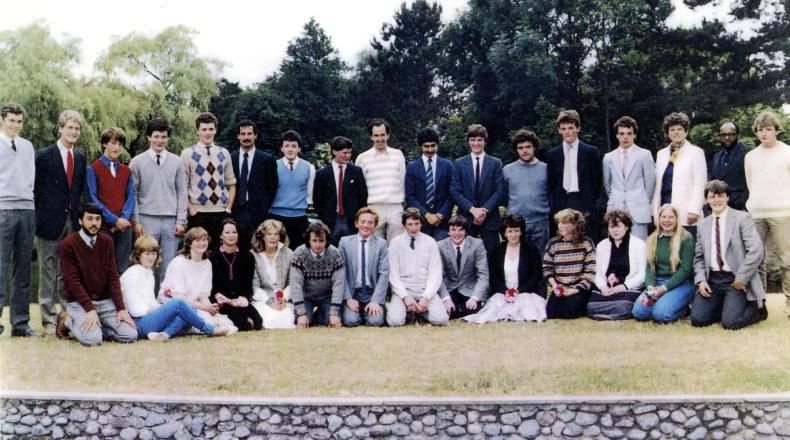 IRISH NATIONAL STUD: The special class of 1984