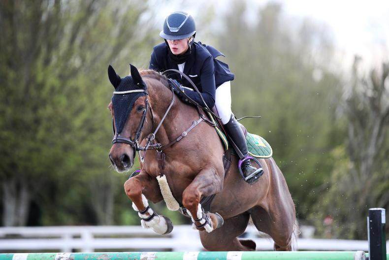 SHOW JUMPING: McEntee claims Spring Tour title