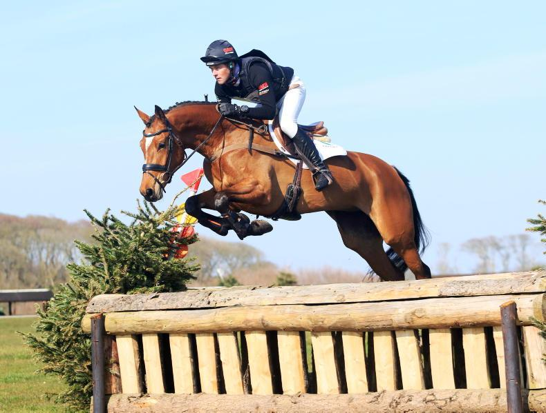 EVENTING: Emphatic win for Ennis and Greenhall Granuaile